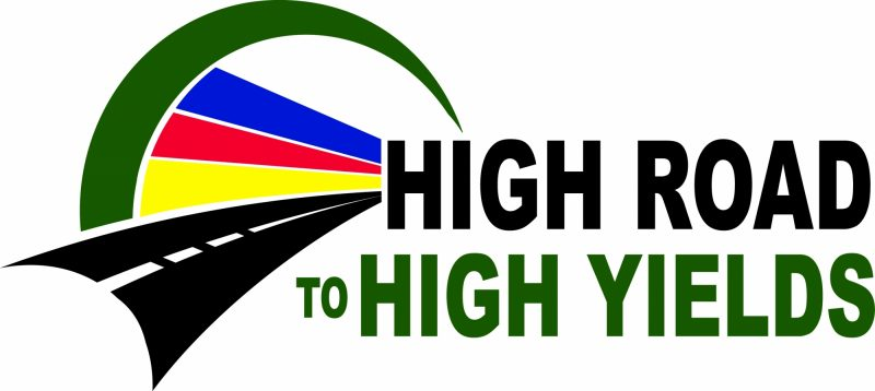 High Road To High Yields Logo
